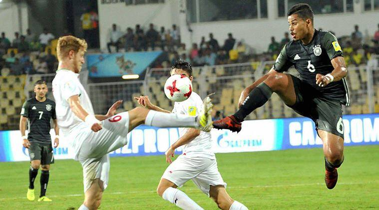 Iran vs Germany, FIFA U-17 World Cup, sports news, football, Indian Express