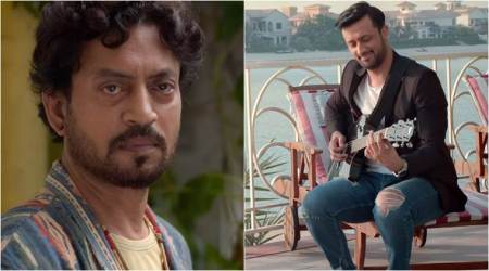 Watch Qarib Qarib Singlle song Jaane De: Irrfan Khan and Atif Aslam team up to give the season's love anthem