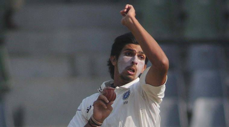 Ranji Trophy 2017-18, Ranji Trophy 2017-18 schedule, Ishant Sharma, Manan Sharma, Delhi vs Railways, Railways Delhi, sports news, cricket, Indian Express