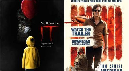 Stephen King's IT defeats Tom Cruise's American Made at the weekend box office