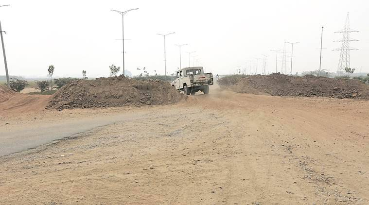 greater mohali, gmada, it city road greater mohali,Greater Mohali Area Development Authority, punjab news,indian express