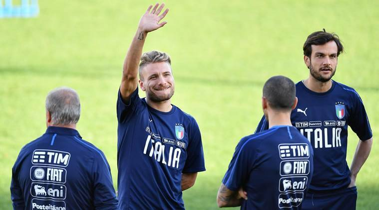italy, italy football, world cup qualifiers, italy vs bosnia, Belgium, world cup 2018, russia world cup, football, sports news, indian express