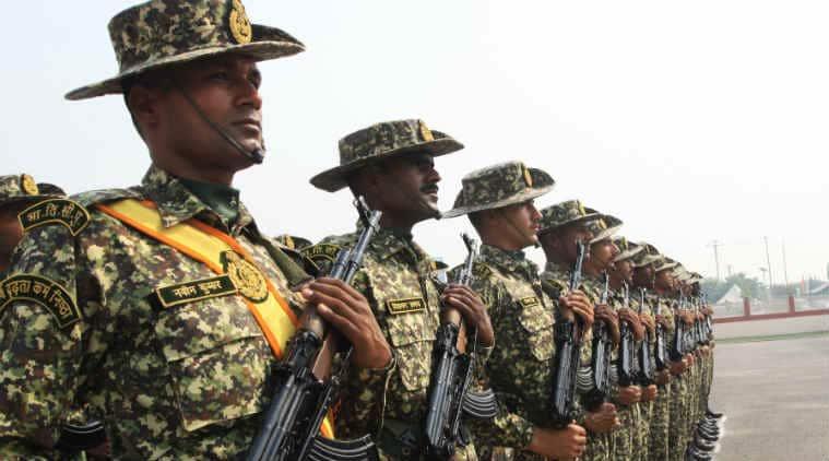 itbp, itbp uniform stolen, indo tibetan border police, chandigarh isbt, chandigarh news, indian express