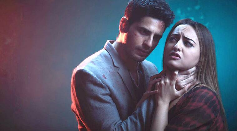 Sonakshi Sinha and Sidharth Malhotra starrer Ittefaq official trailer out