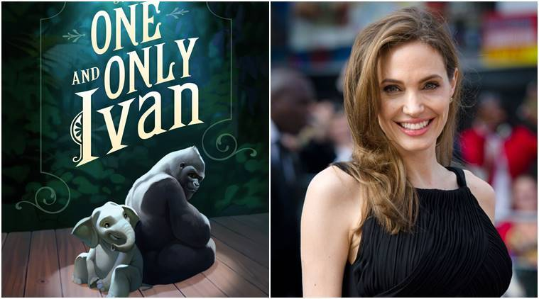 Angelina Jolie, One and Only Ivan, Angelina Jolie One and Only Ivan