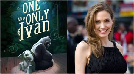Angelina Jolie will voice Stella for One and Only Ivan