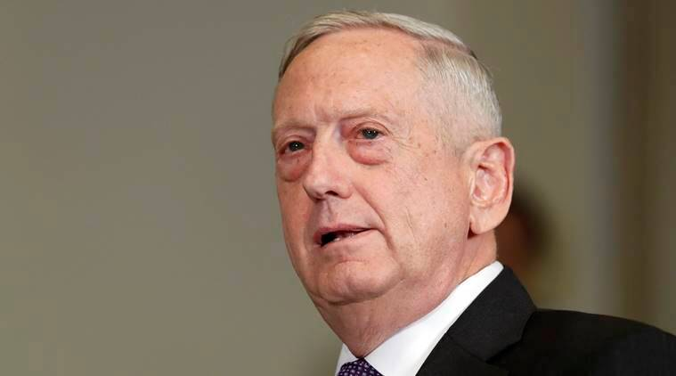 All civilised nations must unite to end Syrian civil war: Jim Mattis