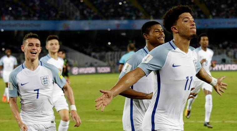 FIFA U World Cup Rhian Brewster The Liverpool Boy Who Grabbed - Side world cup fifa dont want see