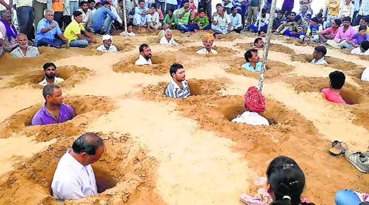 rajasthan farmers, land acquisition, rajasthan land acquisition, rajasthan news, india news