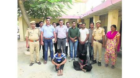 Woman held for killing in-laws, setting bodies on fire: Alwar Police