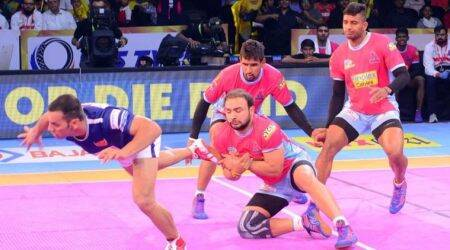 Pro Kabaddi: Patna Pirates held by Bengaluru Bulls, Puneri Paltan beat Jaipur Pink Panthers