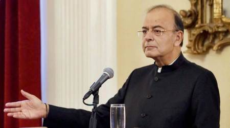 Options trading to formalise gold trade: Arun Jaitley