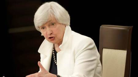 Janet Yellen, Federal Reserve, US Central Bank, Federal Reserve chief, US Economy, World news, Indian Express
