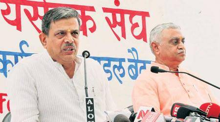 Probe charges if there is prima facie evidence: Dattatreya Hosabale on JayShah