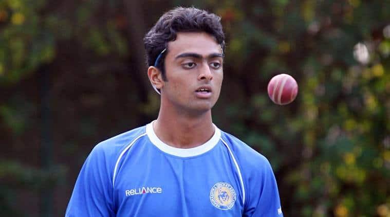 Jaydev Unadkat, Shaurya Sanandia, Chirag Jani, Saurashtra vs Haryana, Ranji Trophy 2017, sports news, cricket, Indian Express