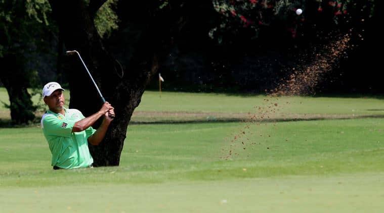 Jeev Milkha Singh, Jyoti Randhawa, TAKE Open Golf Championship, sports news, golf, Indian Express