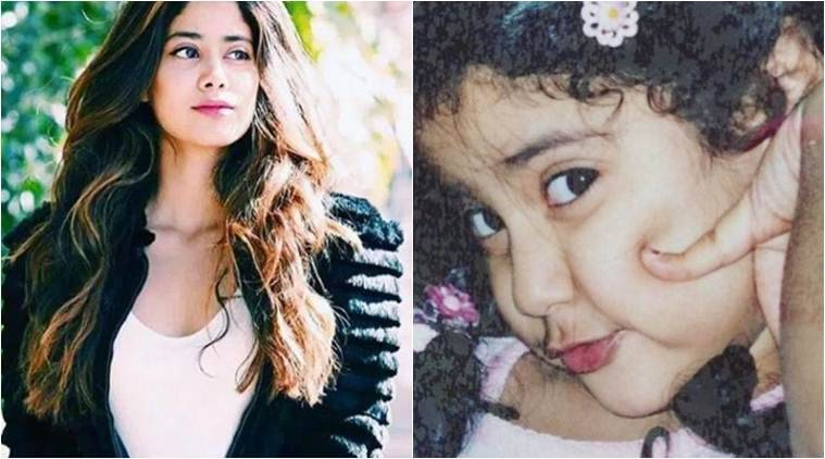 jhanvi kapoor, jhanvi kapoor photo, sridevi, sridevi photo, sridevi daughters, jhanvi bollywood debut