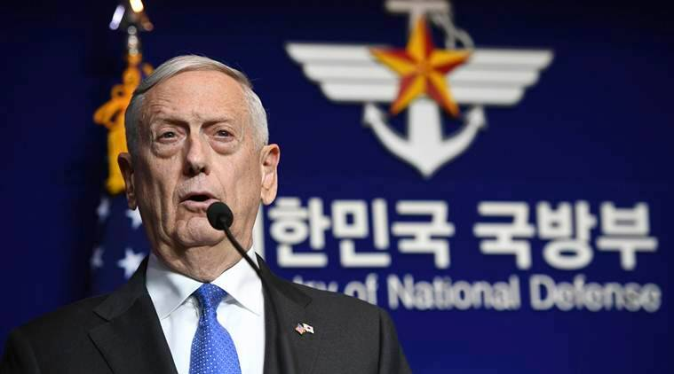 Mattis: North Korea short of posing imminent missile threat