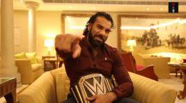 Jinder Mahal exclusive video interview: WWE star talks about India, rejection and journey as a wrestler