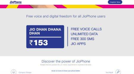 Reliance Jio, jioPhone, JioPhone delivery, Reliance JioPhone preporder, Reliance jioPhone booking, Karbonn A40 India, Karbon A40 Indian price in India, Micromax Bharat 2 Ultra, Vodafone, Airtel, what is effective pricing, 4G smartphones, cheap 4G phones, affordable 4G smartphones