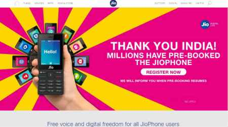 Reliance JioPhone production has not stopped, confirms company