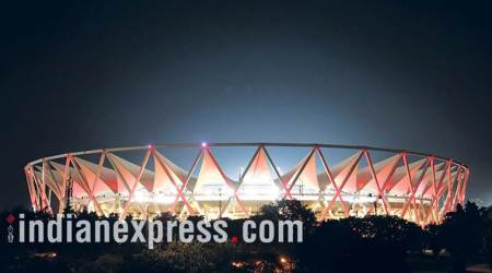 u17 fifa 2017, u17 world cup, fifa under 17 world cup delhi, jln stadium, jawaharlal stadium delhi, indian express