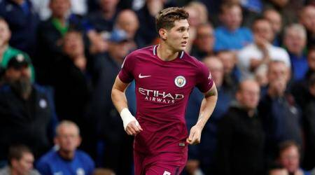 John Stones hails Pep Guardiola's impact after return to form for Manchester City
