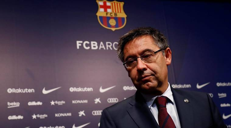 Barcelona want to stay in La Liga amid independence crisis, says club president Josep Maria Bartomeu