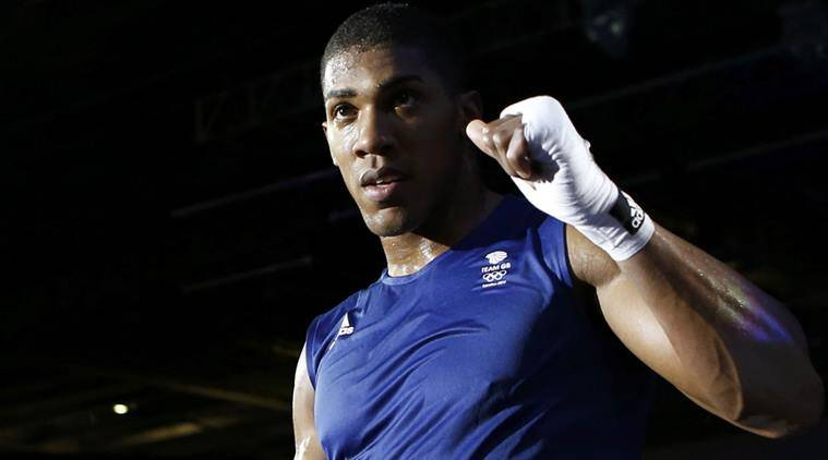 Heavyweight Champ Anthony Joshua To Make Us Debut Against Jarrell Miller