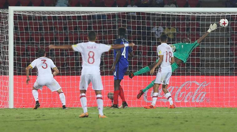 FIFA U-17 World Cup: Spain into quarterfinals courtesy late penalty