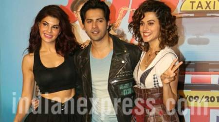You won't believe how much Varun, Jacqueline and Taapsee's Judwaa 2 has earned worldwide