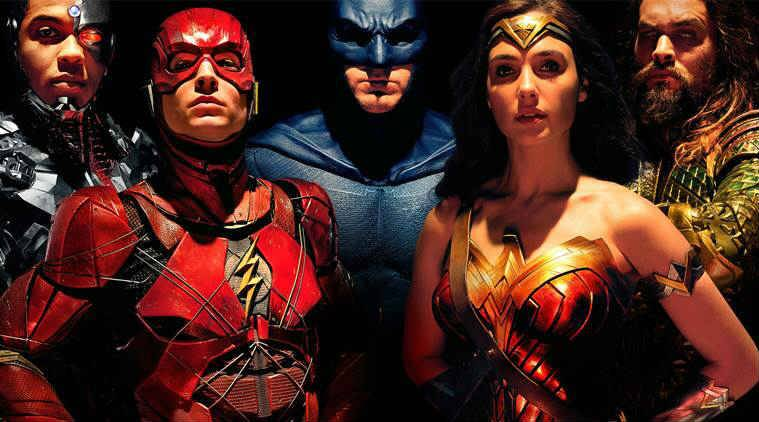 New Character Posters Promise The Justice League Are 'All In'