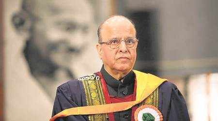 Mumbai University, MU new vice-chancellor, Mumbia univeristy news, Latest news, Mumbai news, Maharashtra news, Latest news, India news, Chancellor Ch Vidyasagar Rao, Indian Space Research Organisation, chief K Kasturirangan, University of Mumbai, National Education Policy,