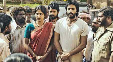 Kalathur Gramam movie review, Kalathur Gramam review, Saran K Advaithan, Kishore, Yagna Shetty,
