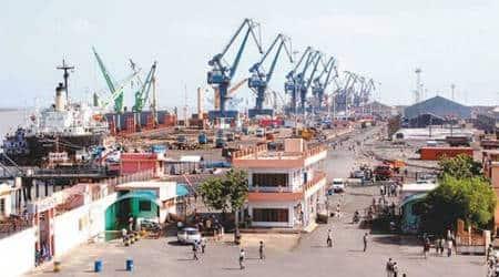 Kandla Port, Deendayal Port, Deendayal Upadhyay, RSS leader, Kandla renamed, Kandla port renamed, India news, indian express news