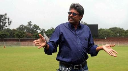 indiancricketteam, india, kapil dev, 1983worldcuphero, kapil paaji, viratkohli, msdhoni, inspiring cricketer, motivation, lifepositive, fridayfunday, life in realterms, success, failure, challenges, enjoy, legendary cricketer, learn everyday, positivity, indianexpress.com, indianexpressonline, indianexpress, live life to the fullest, jadeja, pandya, long-term thinking, motivation to achieve, delhi, india, west indies, 1983 world cup glory, world cup 2019, england, Lords Cricket Ground, honest cricket, humble cricketer, kapil dev the legend, ranveer singh,