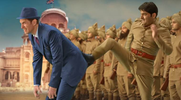 Motion poster of Kapil Sharma's 'Firangi' released!