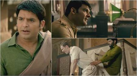 Watch Firangi trailer: Kapil Sharma is kicking the British and now we know why