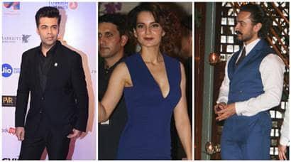 Karan Johar, Kangana Ranaut, Aamir Khan, Mukesh Ambani party, Mukesh Ambani party PHOTOS
