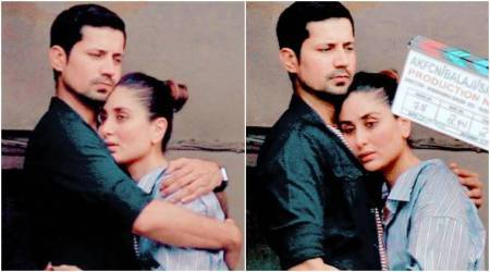 Veere Di Wedding: Kareena Kapoor Khan and Sumeet Vyas's intense embrace in this leaked shoot picture is making us excited