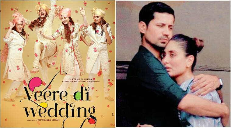 Veere Di Wedding, kareena kapoor, sumeet vyas, kareena kapoor summet vyas, summet kareena video, kareena kapoor veere di wedding video, veere di wedding behind the scenes