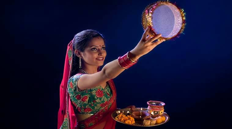 Markets in full bloom for 'Karwa Chauth' celebration