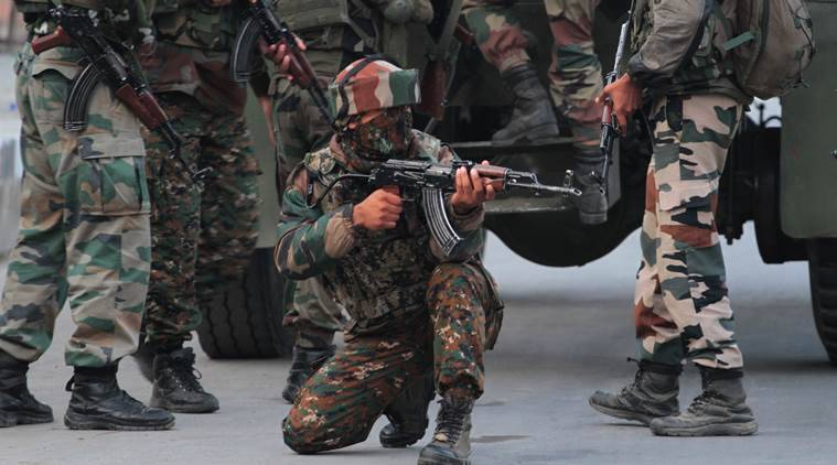 Three Hizb militants killed in Kashmir's Shopian gunfight