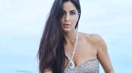 Katrina Kaif looks exotic and sultry in her latest fusion bridal photo shoot; see pics
