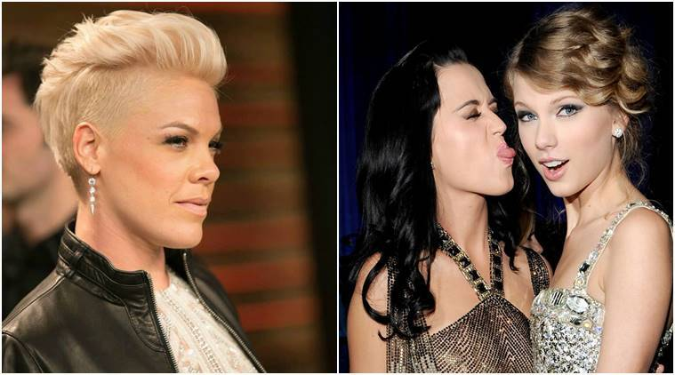 Pink singer, singer Pink, Katy perry Taylor swift feud, Katy perry, taylor swift
