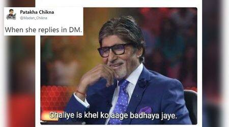 Here are the best Amitabh Bachchan-KBC memes on the Internet right now