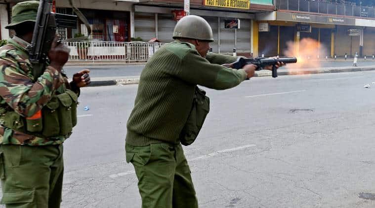 Seven dead in Kenya school shooting in suspected revengeattack