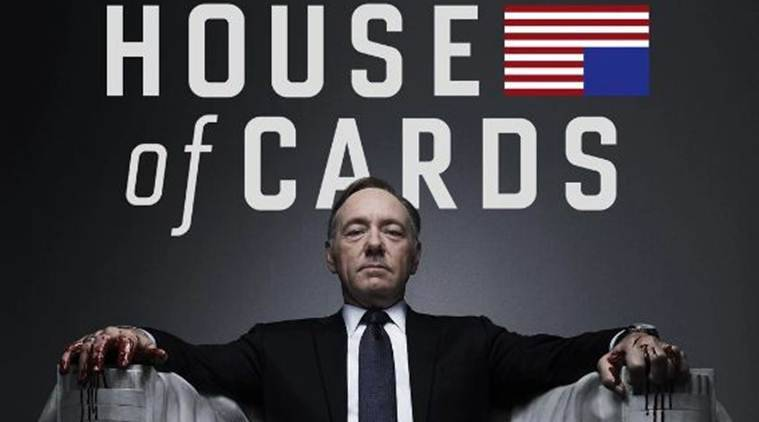 Netflix suspends House Of Cards production amid Kevin Spacey scandal