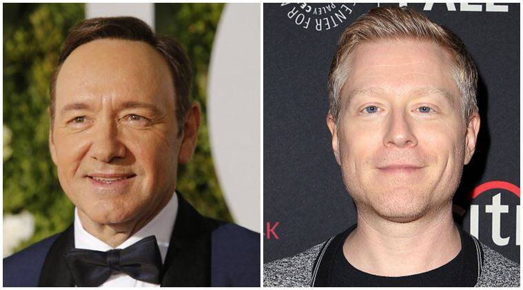 kevin spacey, anthony rapp, kevin spacey comes out as gay, kevin spacey gay, kevin spacey anthony rapp, kevin spacey sexual harassment, anthony rapp sexual harassment, kevin spacey anthony rapp sexual harassment, kevin spacey house of cards, house of cards, star trek discovery, Harvey Weinstein, hollywood, sexual misconduct, entertainment news, indian expresss