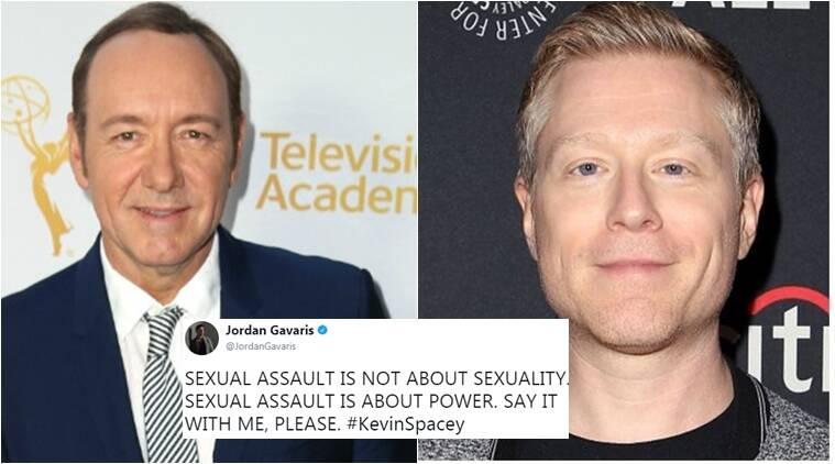 kevin spacey, kevin spacey sexual assault, anthony rapp, kevin spacey gay, kevin spacey accused of sexual assault, twitter reactions